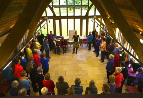 Westonbirt Singing Day