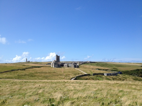 Singing holiday on Lundy
