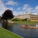 Clare College from the Backs