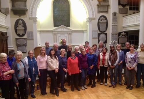 Bath choir - Songways