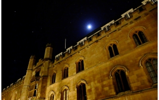 Moon over Corpus New Court