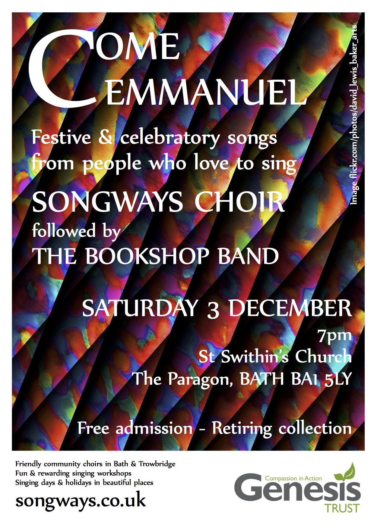 Songways & The Bookshop Band