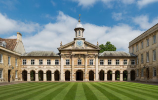 Sing the Cambridge Colleges