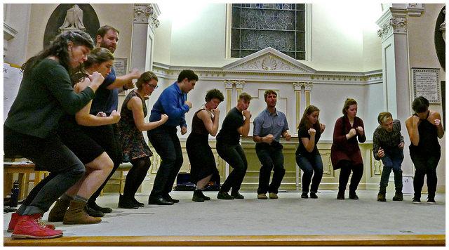 Northern Harmony at St Swithin's Church, Bath2