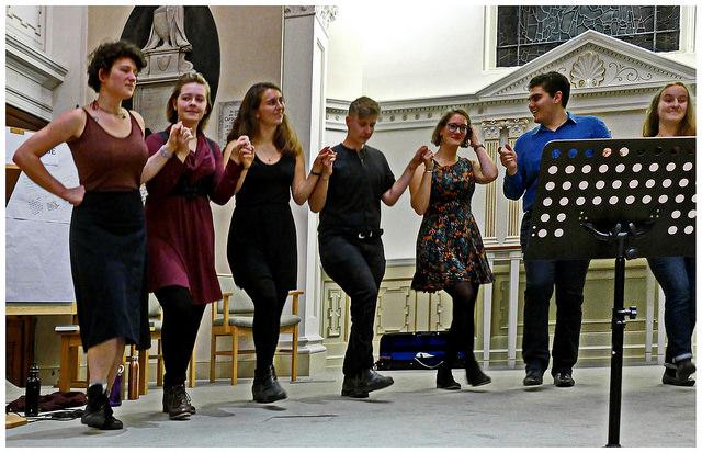 Northern Harmony at St Swithin's Church, Bath