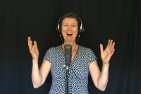Online singing workshop series with Jane Harris