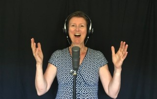 Online singing workshop series with Jane Harris
